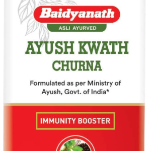 Baidyanath Ayush kwath Churna I Immunity Booster I Ayurvedic Respiratory I 100 gm (Pack of 3)